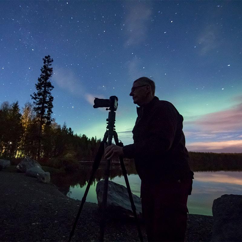 Mike Sutton in Alaska