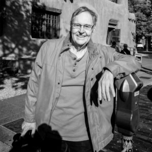 Mike Sutton in Santa Fe